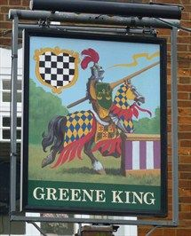 Chequers - Ditchmore Lane, Stevenage, Herts, UK. -