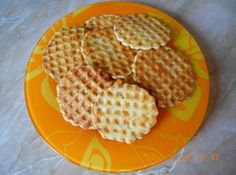 Salty Foods, Salty Snacks, Cookie Recipes, Dessert Recipes, Waffle Cake, Hungarian Recipes, Baking And Pastry, Waffle Iron, Winter Food