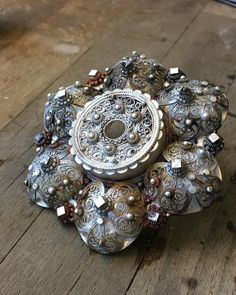 Silver, Crafts, Inspiration, River, Biblical Inspiration, Manualidades, Handmade Crafts, Craft, Arts And Crafts