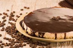 Receita de Cheesecake de Cappuccino. Enviada por Vaquinha Mococa e demora apenas 55 minutos.
