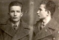 Nicolae Ceausescu. Handsome guy.