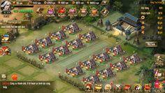 game mobile hay Tam Quốc Bá Nghiệp – Đỉnh cao mới của dòng game chiến thuật thời gian thực 4