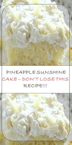 Latest News: Entertainment Law Firms Isis 2019 11 pineapple sunshine cake dont lose this Cake Mix Recipes, Baking Recipes, Food Cakes, Cupcake Cakes, Pineapple Desserts, Crushed Pineapple Cake, Hawaiian Desserts, Pineapple Cake Mix Recipe, Pinapple Cake