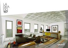 Studio Lageado 167 - Bairro Petrópolis - Porto Alegre, RS Projeto residencial desenvolvido pela Smart! Lifestyle + Design. Previsão de entrega: 2016