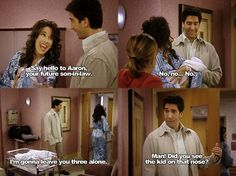 I hope that Rachel never sees Janice again lol