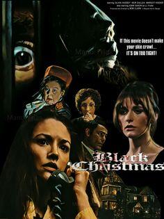 Black Christmas 1974 Horror Movie Slasher Fan Made Edit By Mario. Frías