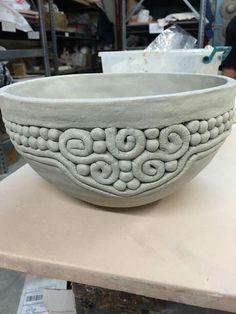Resultado de imagen para ceramic texture techniques