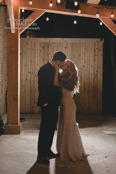Mara & Geddy's Elegant, Romantic Winter Wedding | Premier Bride Wisconsin