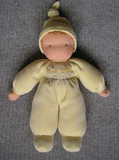 Waldorf soft doll