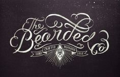 visualgraphic:  The Bearded Co. by The Bearded Co.