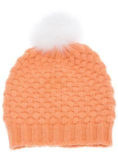 FEDELI Pompom Beanie #hat
