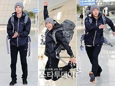 """Hyun Joong - Viajando a Vietnam para grabar los primeros 4 programas de """"Good Sunday-Dream Route""""    Ahora ya llaman al equipo """"Rainbow Friends"""""""