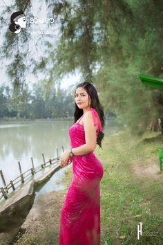 ad9a05f3cedf Beautiful Indian Actress, Beautiful Saree, Beautiful Asian Women, Beautiful  Actresses, Myanmar Women