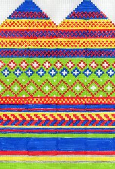 Carinas vantar med samisk inspiration – Dela dina vantar! Knitted Mittens Pattern, Knit Mittens, Mitten Gloves, Knitting Patterns, Crochet Chart, Knit Crochet, Yarn Crafts, Textiles, Blog
