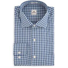 Peter Millar | San Juan Gingham Sport Shirt