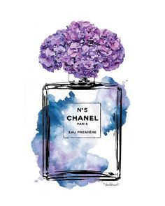Sparkle of Lilac — i-can-see-the-stars-from-america: Chanel.