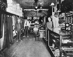 dress shop circa 1914 favorite-places-spaces