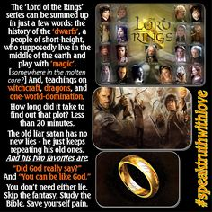 Quick facts on 'Lord of the Rings'
