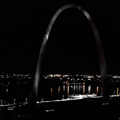 Night views from the Lou.