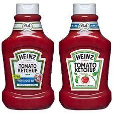 Ketchup, anyone?