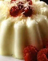 ⇒ Le nostre Bimby Ricette...: Bimby, Panna Cotta di Yogurt al Limone