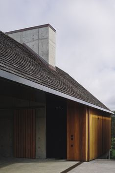 Modern Rustic Architecture - Forest House By Fearon Hay Architects Types Of Timber, Auckland, Cedar Roof, Journal Du Design, Timber Beams, Timber Structure, Forest House, Farms Living, Outdoor Living Areas