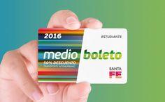 Santa Fe - Medio Boleto Estudiantil | Region Litoral