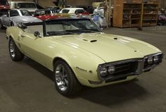 1968 Pontiac Firebird..Re-Pin brought to you by #CarInsuranceagents at #HouseofInsurance in #EugeneOregon