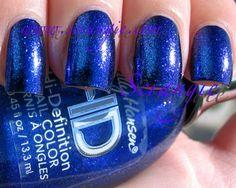 Scrangie: Sally Hansen HD Hi-Definition Nail Color in Laser