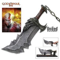 God of War Kratos Blade of Chaos