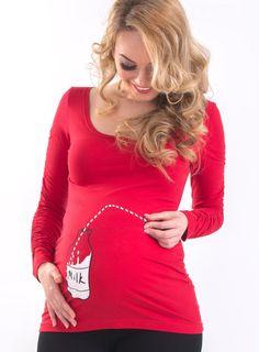 Pregnant longsleeve