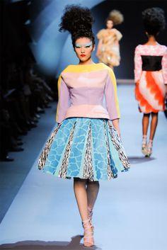Dior Fall 2011.