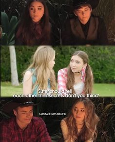 Girl Meets Texas