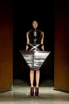 Iris van Herpen Couture Fall/Winter 2012/2013