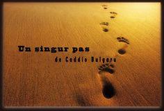 Beyond the sands: Un singur pas - Caddio Bulgaru