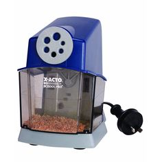 """New Vision Office Products - XACTO SCHOOL PRO ELECTRIC SHARPENER 6 HOLE - EA (MIN ORDER QTY 1), <span class=""""ProductDetailsPriceIncTax"""">$242.64 (inc GST)</span> <span class=""""ProductDetailsPriceExTax"""">$210.99 (exc GST)</span> (http://www.newvisionofficeproducts.co.nz/products/x-acto-school-pro-electric-pencil-sharpener-min-order-qty1.html)"""