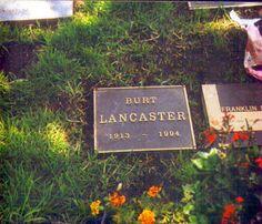"Burt Lancaster (1913 - 1994) Starred in ""The Birdman of Alcatraz"", ""Run Silent Run Deep"", ""Elmer Gantry"", ""Local Hero"" and many other movies"