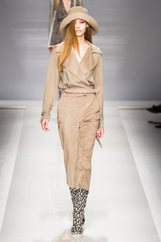 MaxMara at Milan Spring 2015