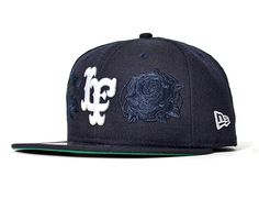 State Flower LF 59Fifty Fitted Cap by LAFAYETTE x NEW ERA