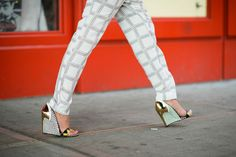 New York Fashion Week Spring 2014 Street Style