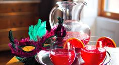 Naomi Major admits she's not the most observant of Jews. But she mixes a mean cocktail: Just try out The Esther for Purim. Strawberry Infused Water, Cocktail Names, Cocktails, Drinks, Beverages, Wine And Spirits, Fig, Carrots, Treats