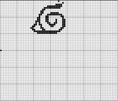 Geekie Crafts Naruto Cross Stitch