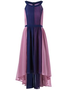 Plus Size Sleeveless High Low Hem Flowing Dress Trendy Dresses, Plus Size Dresses, Nice Dresses, Casual Dresses, Short Dresses, Formal Dresses, Moda Xl, Girl Dress Patterns, Flowing Dresses