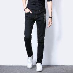 >> Click to Buy << 2017 new models of anti-trousers men's self-cultivation spring long pants Korean elastic men's pants pants download #Affiliate