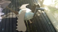 Crafty Cow Creations: how to make a dragon pinata