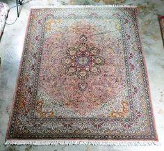 "Hand Woven Tabriz Rug or Carpet 10' x 13' 5"""
