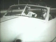 """1950 Ford """"Floating on Air"""" commercial."""