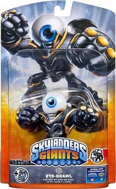 Skylanders Giants Eye Brawl