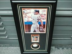 #willclark #custompictureframing #frameyourphotos #framedmemrobilia #lntframing #pictureframing #sportsmemrobilia #baseballmemrobilia #giantsmemrobilia #sfgiants #shadowbox #frames #customframing #framed #bayarea #sfbayarea