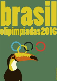Brazil Olympic, Rio 2016 | by Roberto Rocco